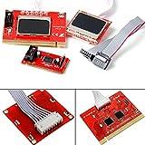 Tarjeta de comprobador de Post de diagnóstico Analizador de la placa base PCI F PC portátil Escritorio pti8