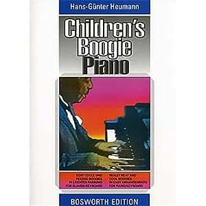 Hans-Günter Heumann: Children's Boogie Piano - Partitions