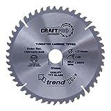 Trend Trend CSB/CC26024 Craft Blade CC 260MM X 24T X 30MM 1 Silver