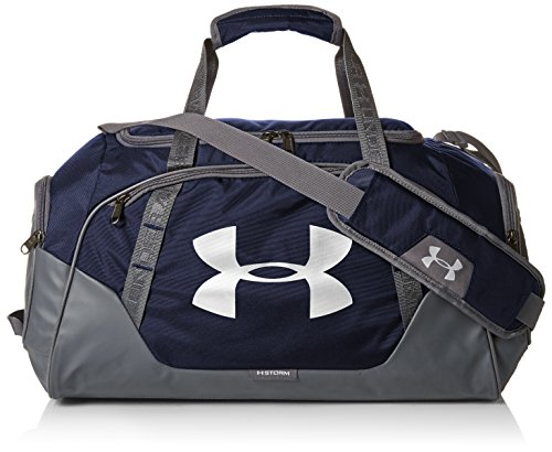 Under Armour Unisex 3.0 innegable Duffel Bag, color azul marino, pequeña