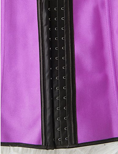 ohyeahlady - Bustino -  donna Purple