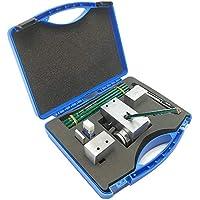 IDABAY Probador de dureza de lápiz de película para recubrimiento de prueba Pesa 500G y envía dos pesas de 250G y 13 tamaños de lápices