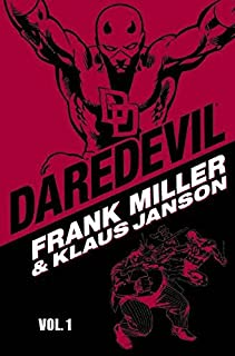 Daredevil by Frank Miller & Klaus Janson - Volume 1 (0785134735) | Amazon Products