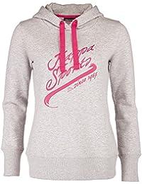 Kappa sweat-shirt pour femme tatum cT038 à capuche pour femme