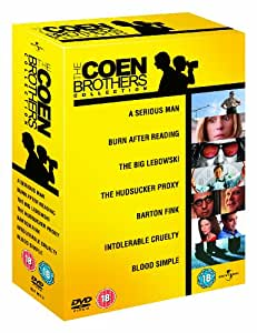 The Coen Brothers Collection 2010 [DVD]