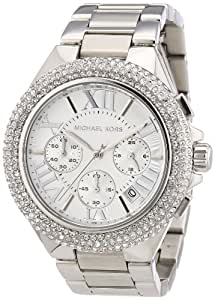 Michael Kors MK5634  Women's Quartz Camille Chronograph with Metal Strap Watch