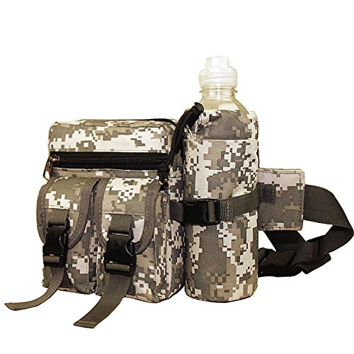 Mefly Zuluftventilator Taschen Outdoor Wasserkocher Taschen Taktische Taschen Sansha camouflage
