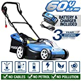 Best Cordless Lawn Mowers - Hyundai Cordless Powered Lawn Mower 38cm Cutting Width Review