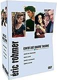 Coffret Eric Rohmer 4 DVD - 4 saisons : Conte d'été / Conte de printemps / Conte d'automne / Conte d'hivers