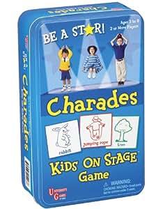 Kids on Stage Travel Tin Game