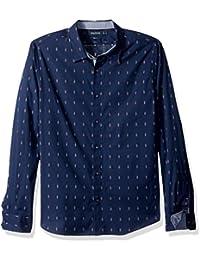 Nautica W73500, Camisa Casual Para Hombre