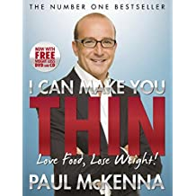 I Can Make You Thin - Love Food, Lose Weight: New Full Colour Edition (includes free DVD and CD)