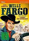 Wells Fargo / 4 spannende Folgen der legendären Westernserie mit Dale Robertson (Pidax Western-Klassiker)