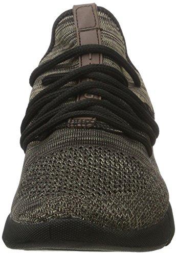 Tamboga Herren G-60 Sneaker Braun (Braun)