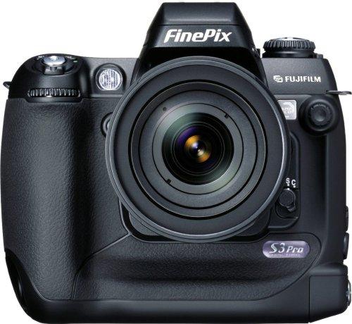 FujiFilm FinePix S3 Pro SLR-Digitalkamera (12 Megapixel eff.) Fuji Finepix S3 Pro