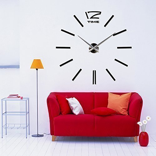 Wall Art Clock Amazoncouk