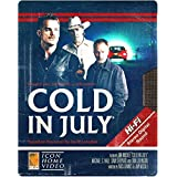Cold In July 2014 Exclusive Limited Edition Steelbook Blu-ray Ultra Limited Print Run
