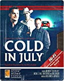 Cold in July - Zavvi Exclusive Limited Edition Steelbook (UK Import ohne dt. Ton) Blu-ray, Uncut, Region B