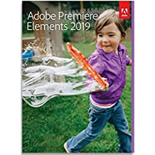 Adobe Premiere Elements 2019 | Standard  |  PC  | Téléchargement