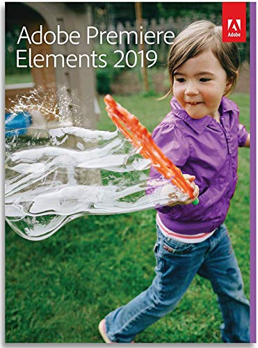 Adobe Premiere Elements 2019 | Standard  |  PC  | Download