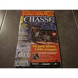 CONNAISSANCE DE LA CHASSE N°464 + 1 DVD (durée 70 min) DE BATTUES DE RÊVE !!