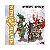 Asmodee- Rising Sun Dynasty Invasion Espansione Gioco da Tavolo con splendide Miniature, Colore, 10302