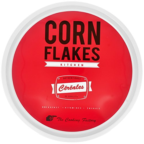 promobo-plateau-rond-en-metal-deco-vintage-licence-kelloggs-corn-flakes-rouge