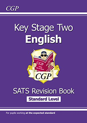New KS2 English Targeted SATS Revision Book - Standard Level (for tests in 2018 and beyond) (CGP KS2 English SATs) thumbnail