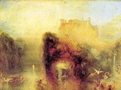 Das Museum Outlet–Queen Mab 's cave von Joseph Mallord Turner–Leinwanddruck Online...