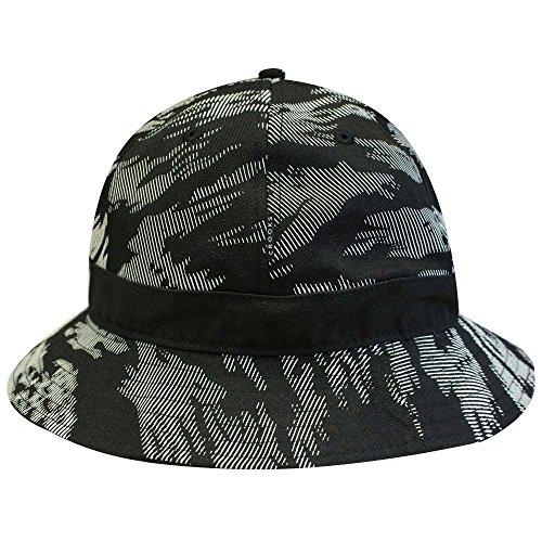 Crooks & Castles Illusive Bucket Hat Black Multi