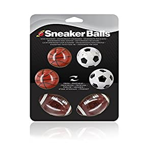 Sneakerballs Sport Multi-Pack Schuh Fresheners – SS19