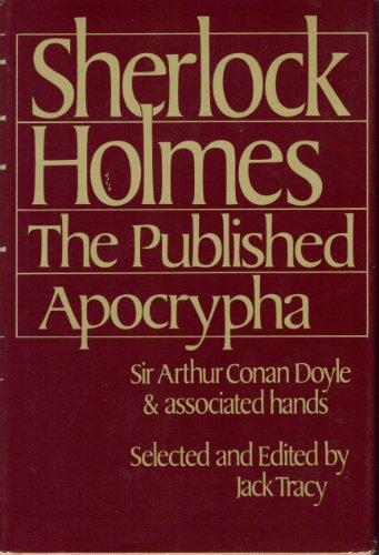 Free Sherlock Holmes The Published Apocrypha Pdf Download Kurtdyson