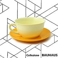 cartaffini – Colección Bauhaus – Taza de desayuno con ...