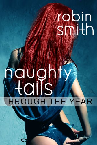 Naughty Tails Thru the Year (English Edition)