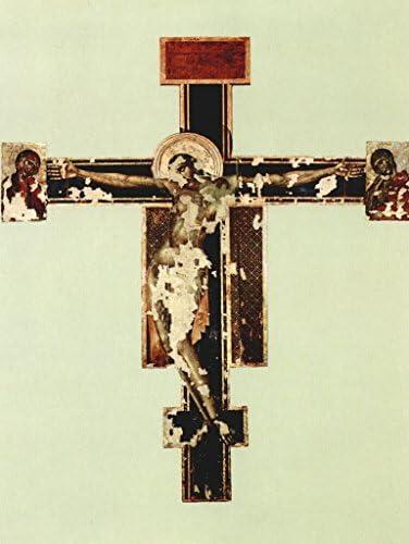 Lais Lais Lais Puzzle Cimabue - Crucifixion de Santa Croce à Florence, état après 1966 500 Pieces | Offre Spéciale  e65c14