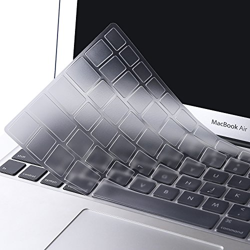 MOSISO MacBook Tastaturschutz für MacBook Air 13