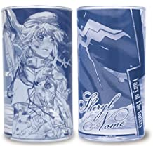 Theatrical Feature Macross F Sheryl Nome Glass (japan import)
