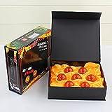 Bandai - Figurine - Coffret 7 boules de crystal Dragon Ball Z - 6951697049428