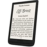 POCKETBOOK e-Book Reader 'InkPad 3' (8 GB di Memoria; 19,8 cm (7,8 Pollici) E-Ink Carta Display; SMARTlight; Wi-Fi) in Nero
