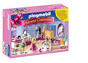 playmobil 6626 calendrier de l 39 avent loge d 39 artiste jeux et jouets. Black Bedroom Furniture Sets. Home Design Ideas