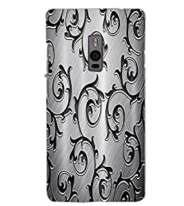 ONE PLUS TWO DESIGN Back Cover by PRINTSWAG