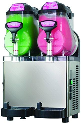 51huumetTTL - Blue Ice Machines MI75x2 Slush Machine with 2 x 7.5 Litre Barrels