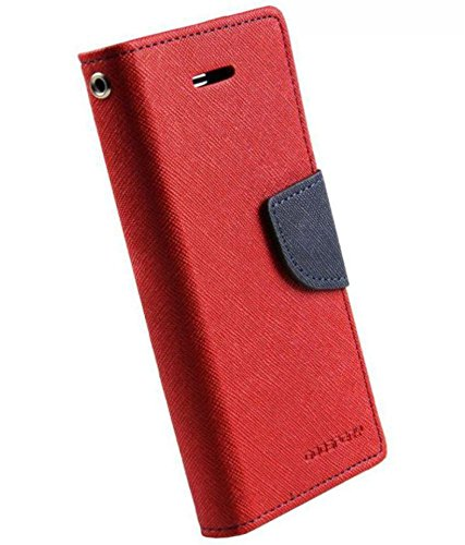 Micromax Canvas Juice 2 AQ5001 Flip Cover - Red