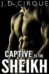 Captive To The Sheikh (BDSM Prince Erotica)