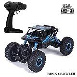 higadget™ Dirt Drift Waterproof Remote Controlled Rock Crawler RC Monster Truck, Four Wheel