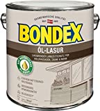 Bondex Öl-Lasur 2,50l - 391331 lichtgrau