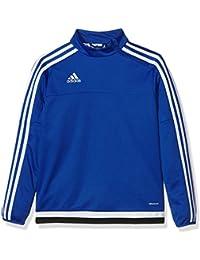 Adidas Tiro15 Sweat-shirt d'entraînement pour enfant, Enfant, Sweatshirt Tiro15 training t y