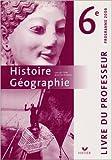 Histoire-Géographie 6e - Livre du professeur