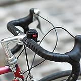 Tigra Sport Fahrradhalterung mit TwistLock Kompatibel mit allen MountCase Smart Hüllen - Schwarz