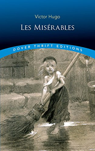 Les Miserables (Dover Thrift Editions) (English Edition) eBook ...
